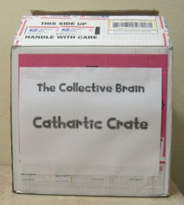TCB Cathartic Crate