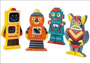 Four robots