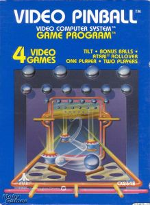 09 Video Pinball