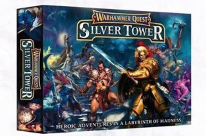 Silver Towerr