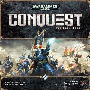 W40k Conquest