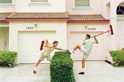 Annoying neighbors